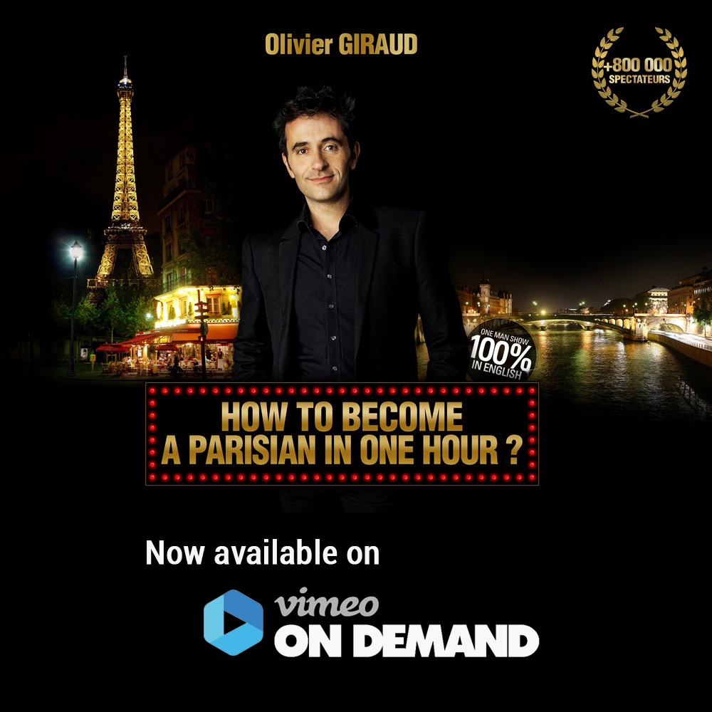 Vidéo de How to become a Parisian in one hour? en VOD